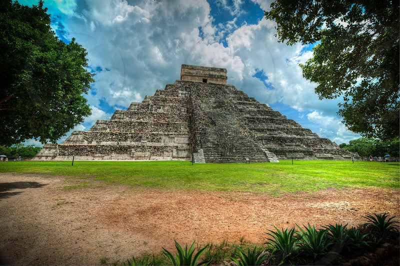 Chichen Itza; Cancun Mexico;  photo