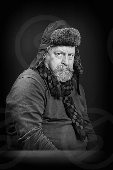 Winter hat photo