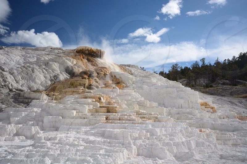 photo of ice mountain during daytime photo