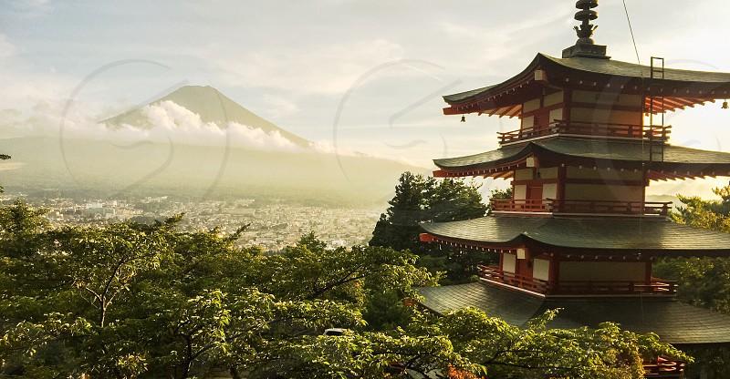 Mt. Fuji Japan photo
