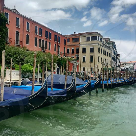 Venice Grand Canal photo