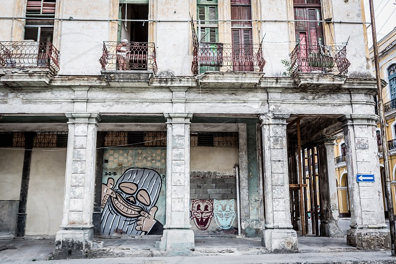 Cuban Architecture  photo