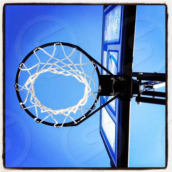 Basketball Hoop Sports  photo