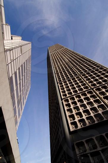 skyscraper building photo