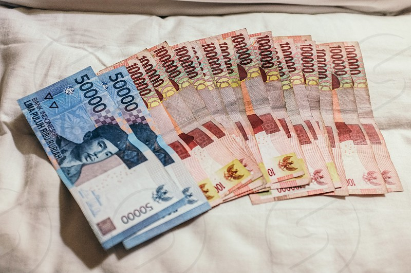It is easy to become millionaire in Indonesia photo