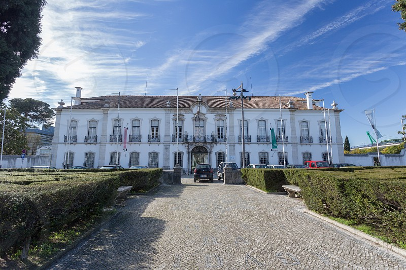 Pimenta Palace in Lisbon photo