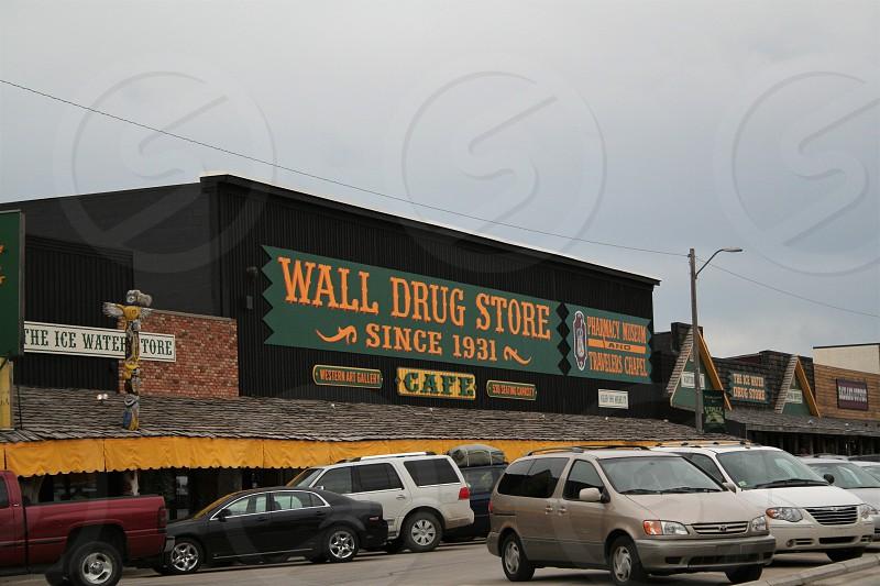 Wall Drug South Dakota photo