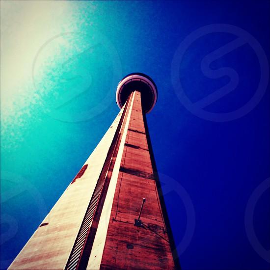 CN Tower in Toronto. photo