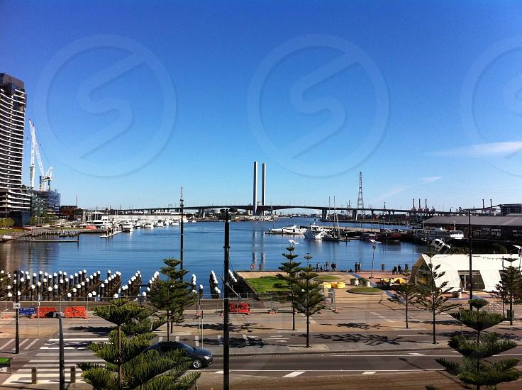 Docklands Waterfront Melbourne Australia photo