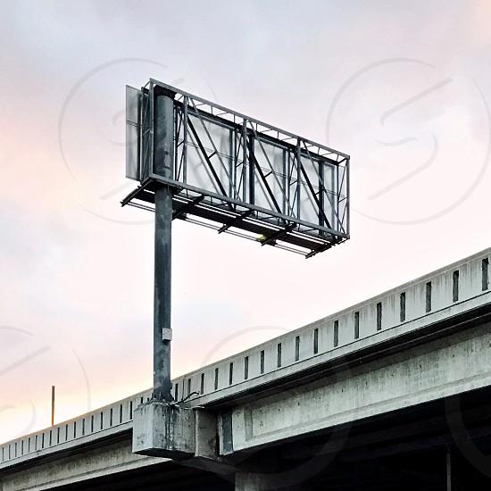Freeway signage photo
