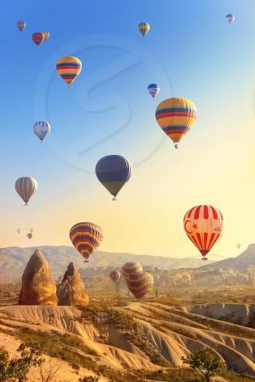 Early Risers (Hot Air Ballooning in Cappadocia Turkey) photo