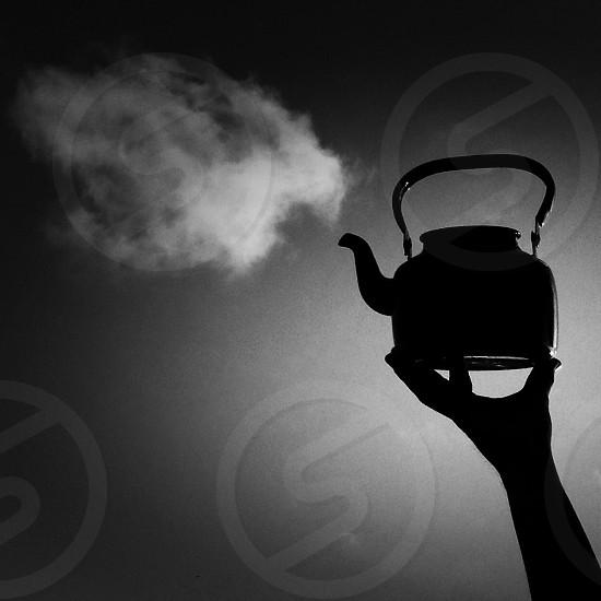black kettle  photo
