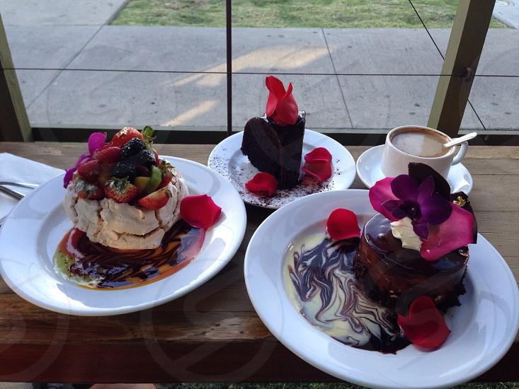 Dessert.  photo