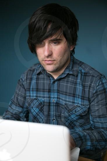 checkered shirt photo