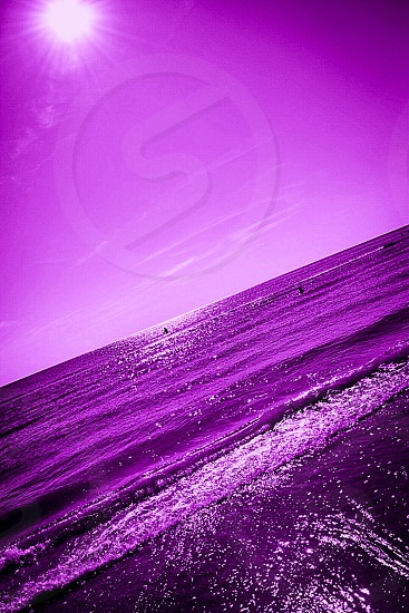 Deep Purple Sea photo