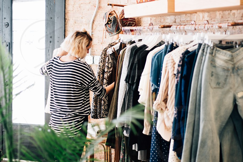 lifestyle photography of small businesses and fashion photo