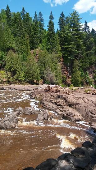 Two Harbors MN Falls photo