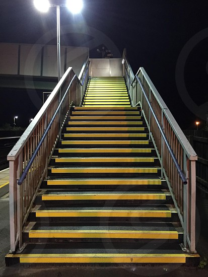 Stairway to train heaven photo