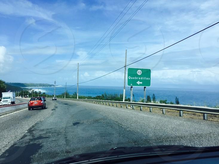 Quebradillas Puerto Rico. photo