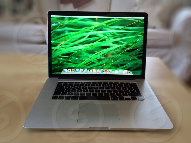 "Macbook Retina 15"" photo"
