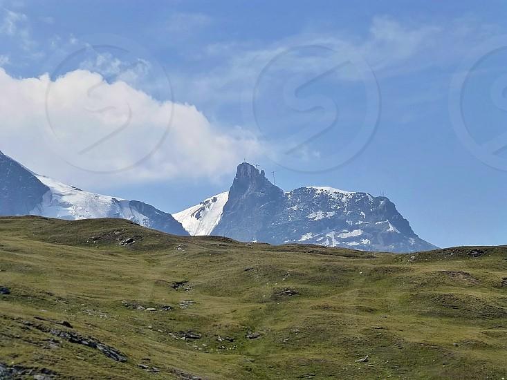 Klein Matterhorn  Zermatt Switzerland photo