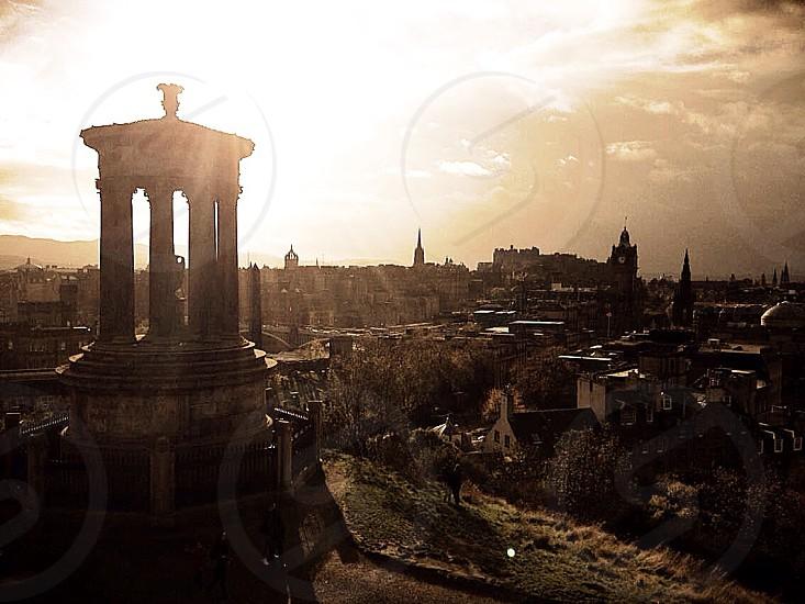 Edinburgh November 2013.  photo