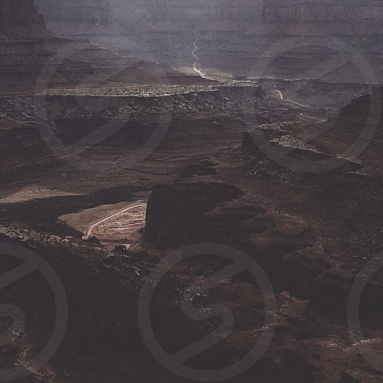 plateau mountain photo