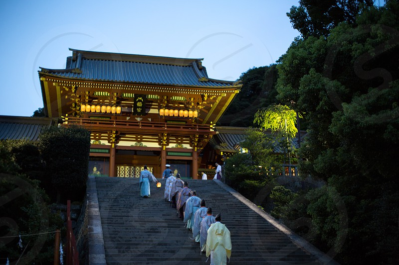 Festival of the shrine photo