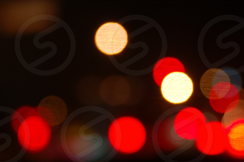 red lights photo