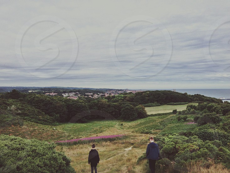 Cromer walk photo