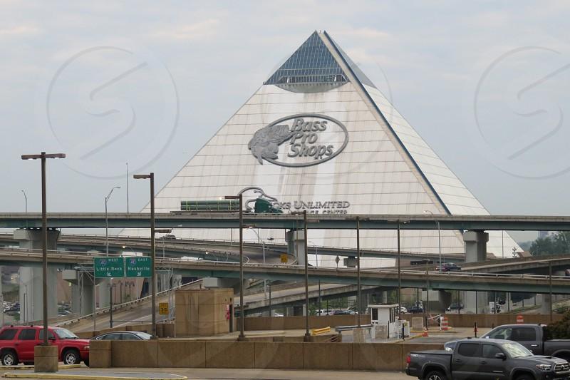 Memphis Pyramid photo