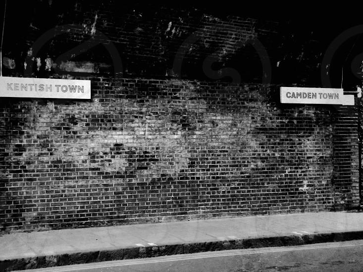 North London. Camden & Kentish Town border. photo