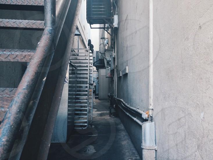 Lurking through the many alleyways of Orlando  photo