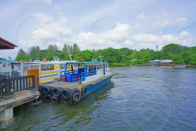 Pulau Ubin Island in Singapore photo