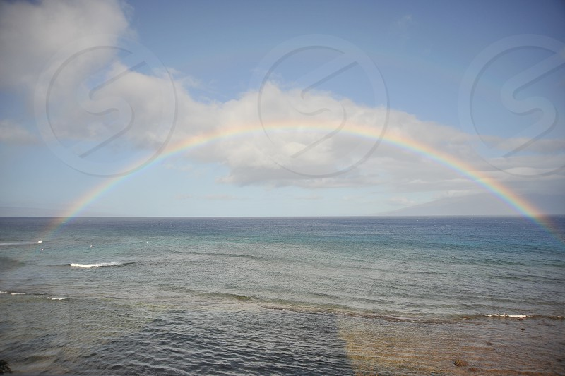 Hawaii Island Adventure Full Rainbow photo