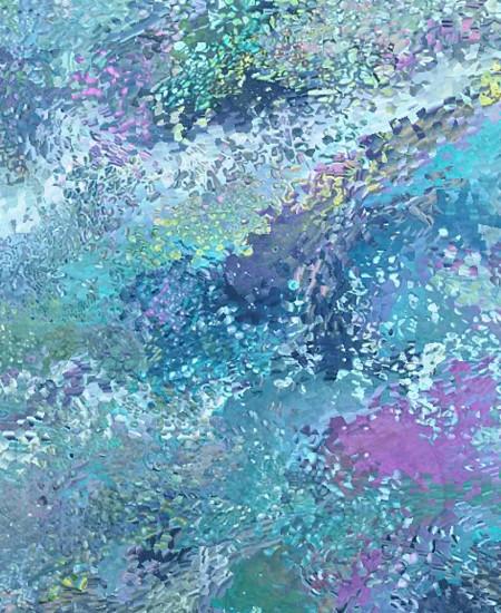 paint art poured app flip cup photo
