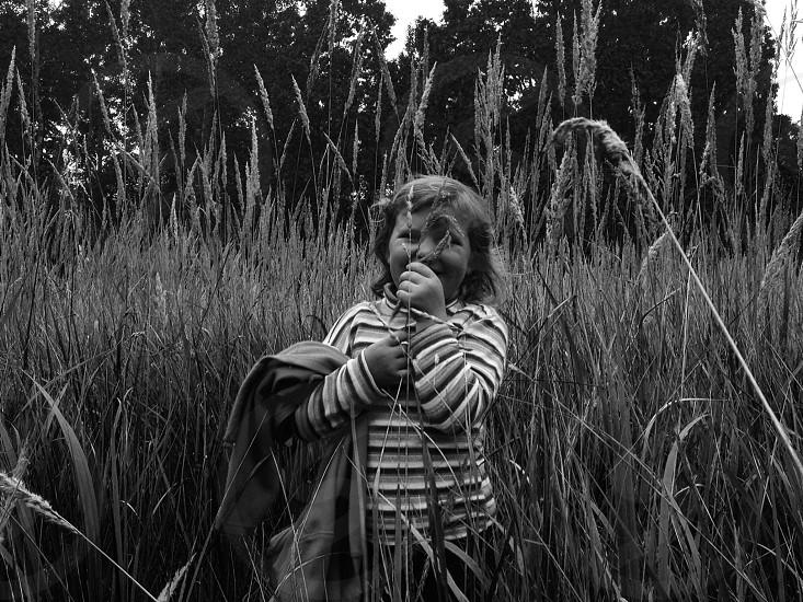 Nature child photo