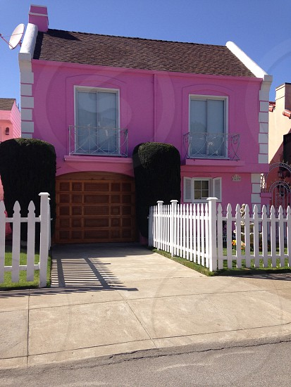 Little pink house photo