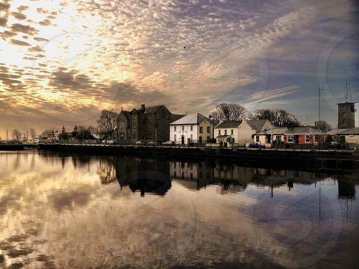 Claddagh Quay Galway  photo