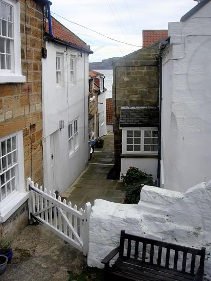 The little back street... photo