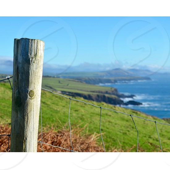 Along the Dingle Peninsula. Ireland photo