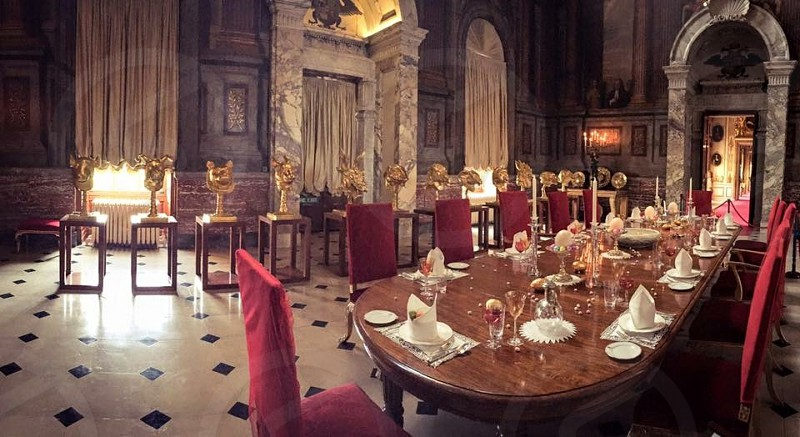 Blenheim Palace UK photo