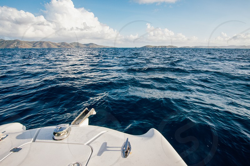 boat ocean sail nautical photo