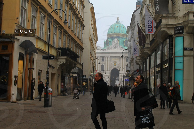 A day in Vienna photo
