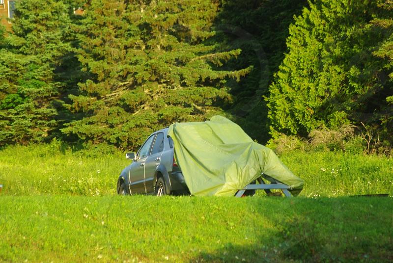 Camping car 🏕au #campingduvillage #Percé #Gaspésie  Roadtrip Gaspésie QC Canada photo