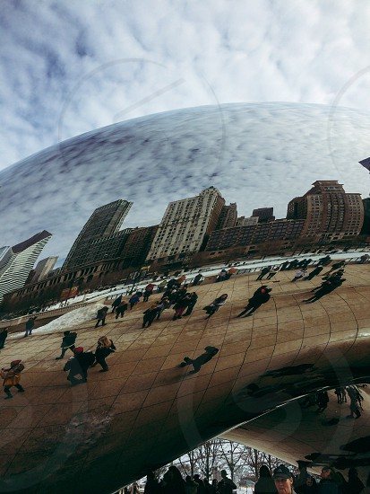Beautiful The Bean in Chicago photo