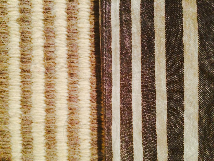 Carpet and cotton photo