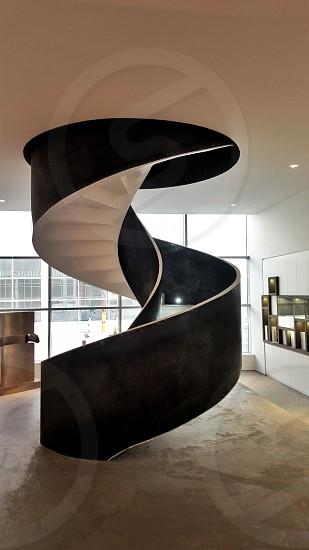 #Stairs #spiral #leilaHellerGallery #dubai #uae #alserkal photo