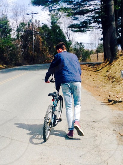 """Finally can post again. Title """"hipster bike ride""""  photo"""