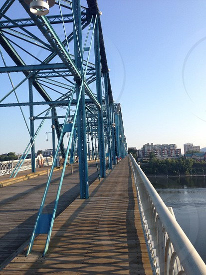 Veteran's Bridge Chattanooga TN photo